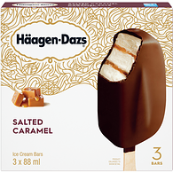 Ice Cream Bars, Salted Caramel