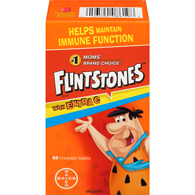 Multi-Vitamins with Extra C