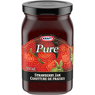 Pure Jam, Strawberry