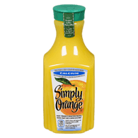 Simply Orange, Pulp Free with Calcium & Vitamin D
