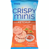 Rice Chips, Ketchup
