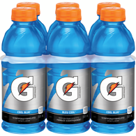 Cool Blue Sports Drink (Case)