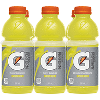 Lemon Lime Sports Drink (Case)