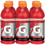 Fruit Punch Sports Drink (Case)