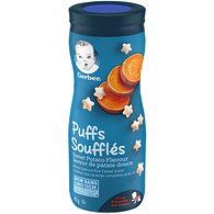 PUFFS, Sweet Potato, Baby Snacks