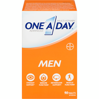 Multi-Vitamins, Men's