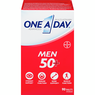 Multi-Vitamins, Men 50+