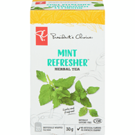 Mint Refresher Herbal Tea
