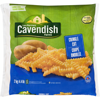 Crinkle Cut Fries, Classic Club Pack