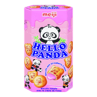 Hello Panda Cookies, Strawberry