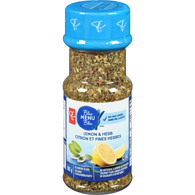 Blue Menu Seasoning, Lemon & Herb