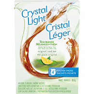 Crystal Light, Iced Tea