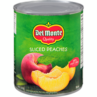 Peach Slices in Fruit Juice From Concentrate