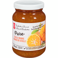 Organic Marmalade, Pure Seville Orange