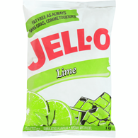 Jelly Powder, Lime