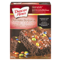 Chocolate Lover's Brownie Mix