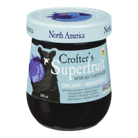 Superfruit Spread, North America