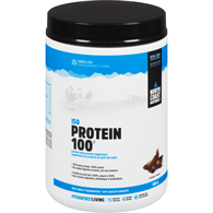 100% ISO Protein, Chocolate