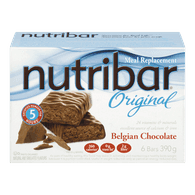 Original Meal Bar, Belgian Chocolate