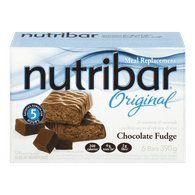 Original Meal Bar, Chocolate Fudge