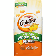 Goldfish Crackers Cheddar Wholegrain