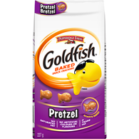 Goldfish Crackers, Pretzel