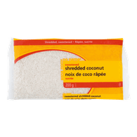 Sweetened Shredded Coconut