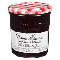 Four Fruit Jam