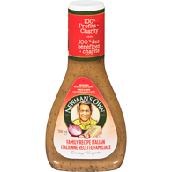 Salad Dressing, Family Recipe Italian