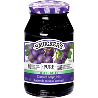 Jelly, Pure Concord Grape