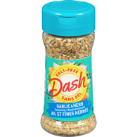 Seasoning Blend, Garlic & Herb