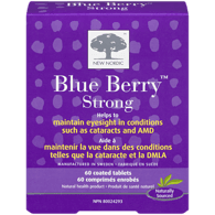 Blue Berry Strong