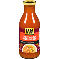 Stir-Fry Sauce, Sweet & Sour
