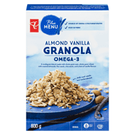 Blue Menu Granola Cereal, Almond Omega 3