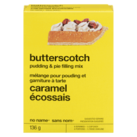 Pudding & Pie Filling Mix, Butterscotch