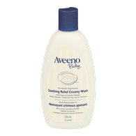 Baby Soothing Relief Creamy Wash