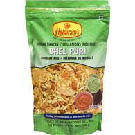 Haldiram's Nagpur Indian Snacks Bhel Puri Bombay Mix