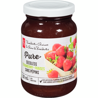 Jam, Pure Strawberry Seedless