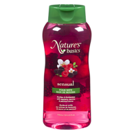 Natural Basics Sensual Foambath