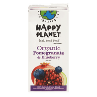 Organic Pomegranate & Blueberry Juice