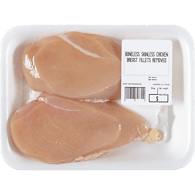 Chicken Breasts, Boneless Skinless