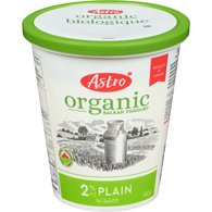 Original Organic Yogurt, Plain