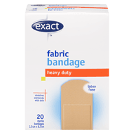 Tough Fabric Bandages
