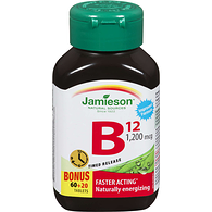 Vitamin B12 1200mcg, Timed Release