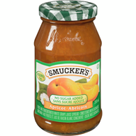 Fruit Spread, No Sugar Added Apricot