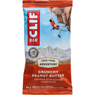 Energy Bar, Crunchy Peanut Butter