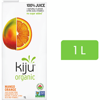 Organic 100% Mango Orange Juice
