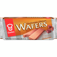 Cream Wafers, Chocolate Flavour