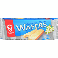 Cream Wafers, Vanilla Flavour