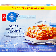 Blue Menu Italian Meat Lasagna